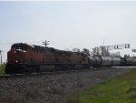 BNSF 6199 West