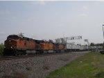 BNSF 4118 West