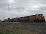 BNSF 5378 West