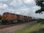 BNSF 4309 WEST