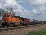 BNSF 6089 West