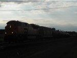 BNSF 9194 West