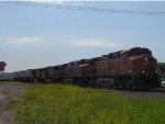 BNSF 5048 WEST