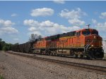 BNSF 6407 EAST