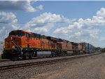 BNSF 7497 WEST