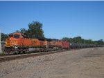 BNSF 6624 EAST