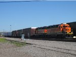 BNSF 1543 West