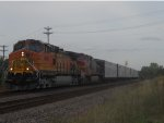 BNSF 4605 East