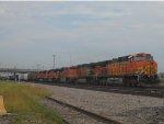 BNSF 4341 East