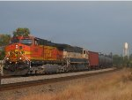 BNSF 4668 EAST
