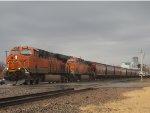 BNSF 6630 East