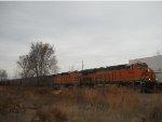 BNSF 6699 East