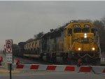 BNSF 3195 West