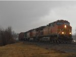 BNSF 4489 WEST