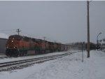 BNSF 6749 West