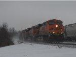 BNSF 5909 West