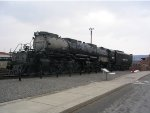 UP Big Boy at Steamtown