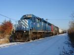 CSX Local C777 makes a rare Saturday trip on the ex- Erie Northern Branch