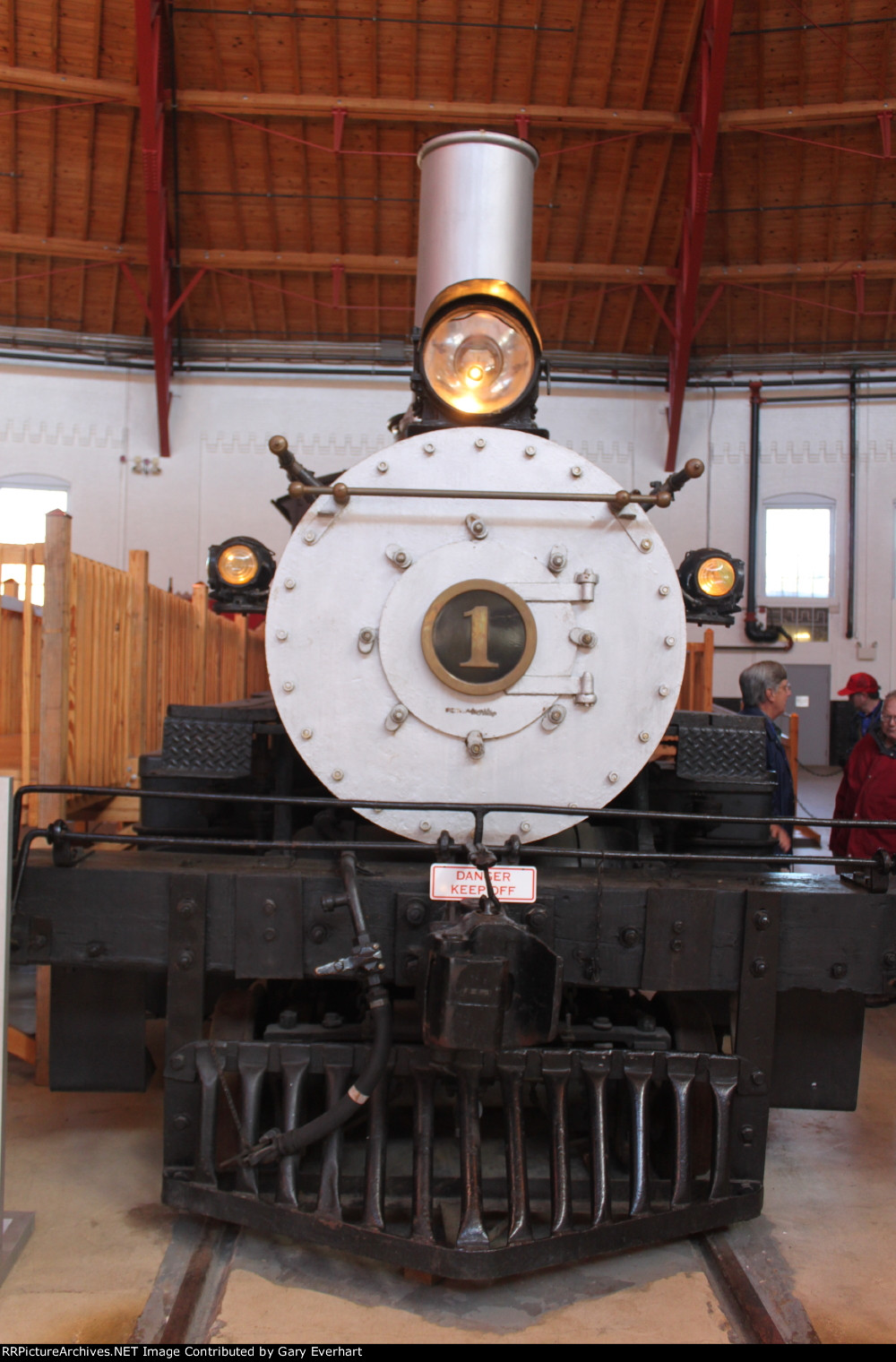 CRR 4-6-0 #1 - Clinchfield RR