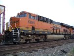 BNSF ES44C4 6891