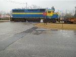 HOG 1740 EB Intermodal