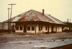 Georgia Northern Rwy Depot - Moultrie