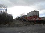 All 6 Locomotives on CSX Q169