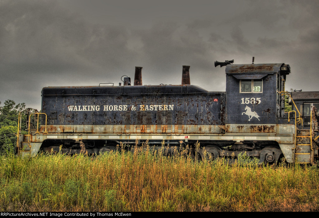 Walking Horse and Eastern Railroad