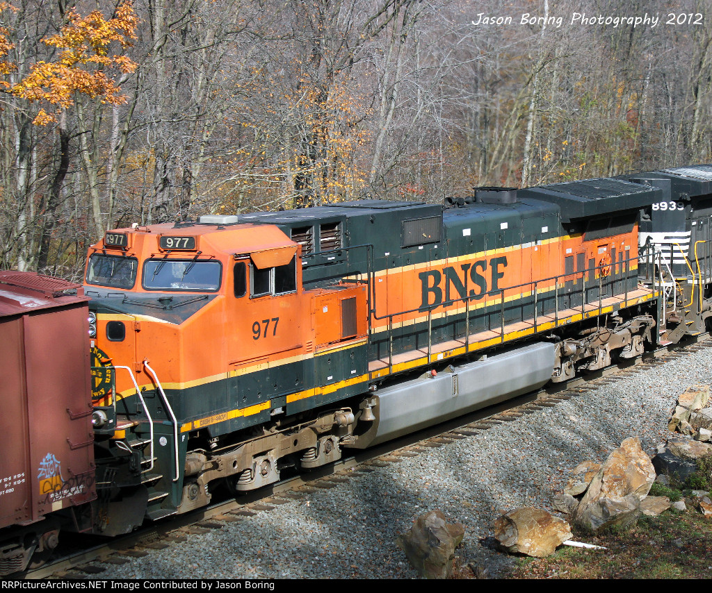 H1 BNSF in Pittsburgh