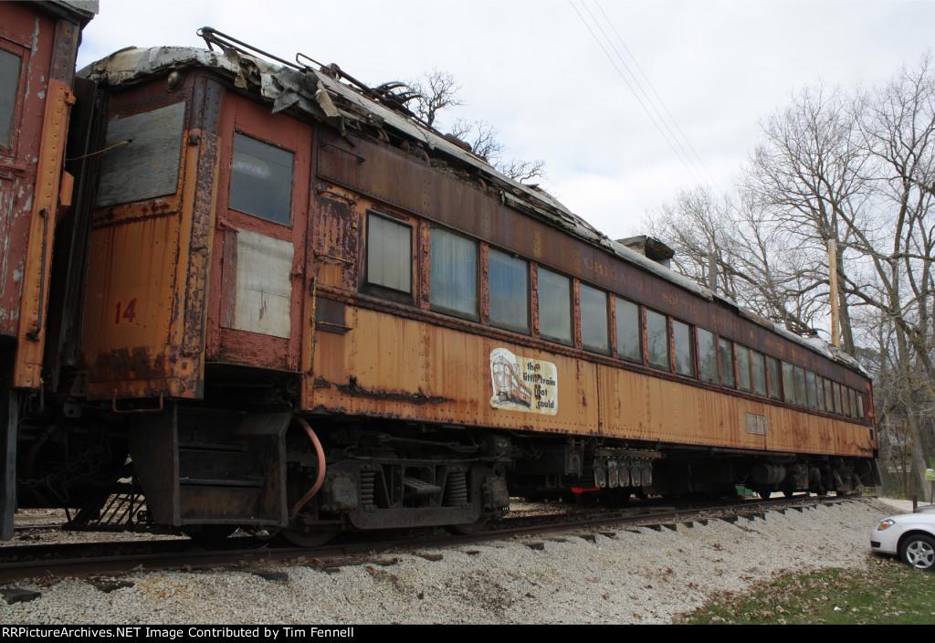 South Shore Line #14