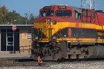 KCS 4692 at Heavener depot