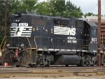 NS 5107 / GP38-2 High-Hood