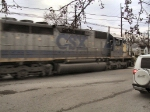 CSX 8471 ex-conrail SD40-2R