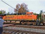 BNSF 6096