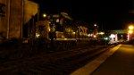 CSX Road Slug Pulls Train at Brunswick