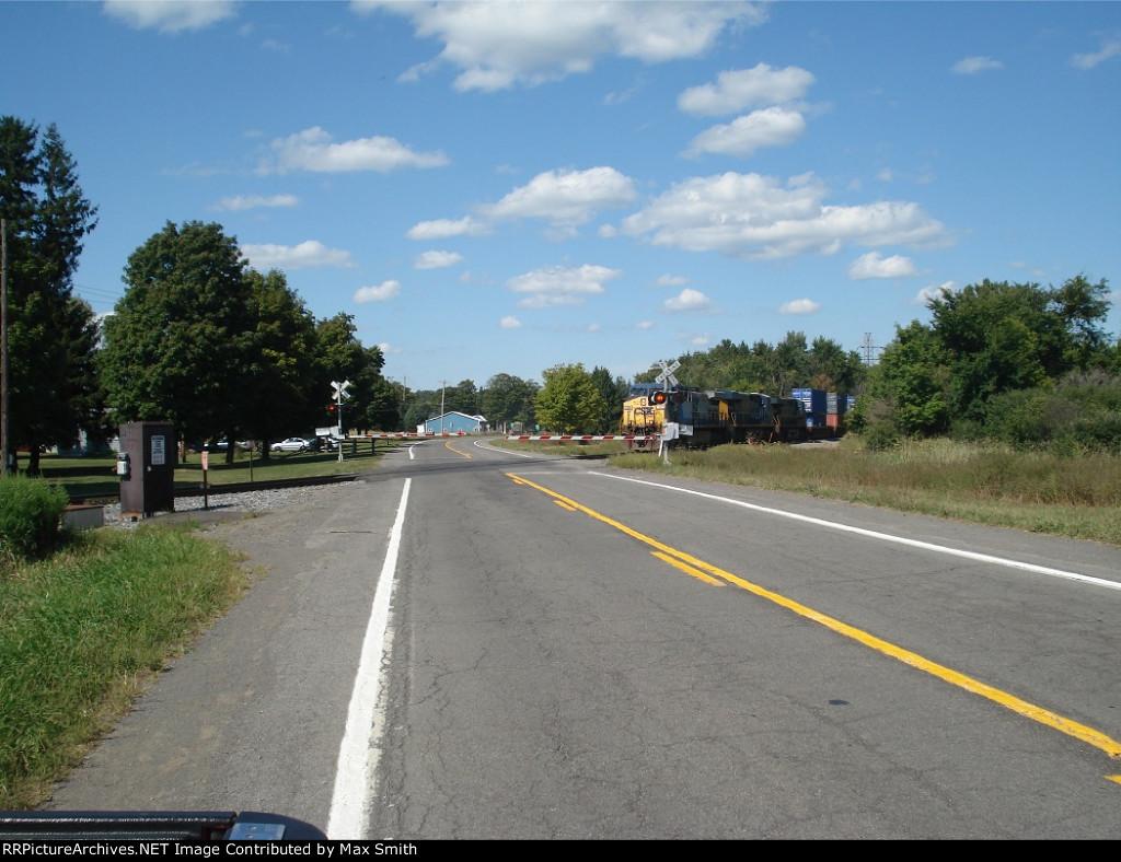 CSX Q004-01 Detour