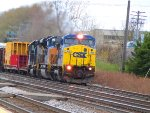 CSX Mixed Freight w/ACE