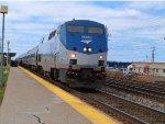 Amtrak at Depew