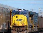 CSX Coal Drag at Depew