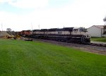 BNSF 9818, 9706, and 8983