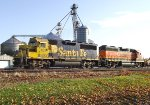 BNSF 3167 and 2003