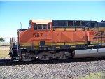 BNSF ES44AC 5871