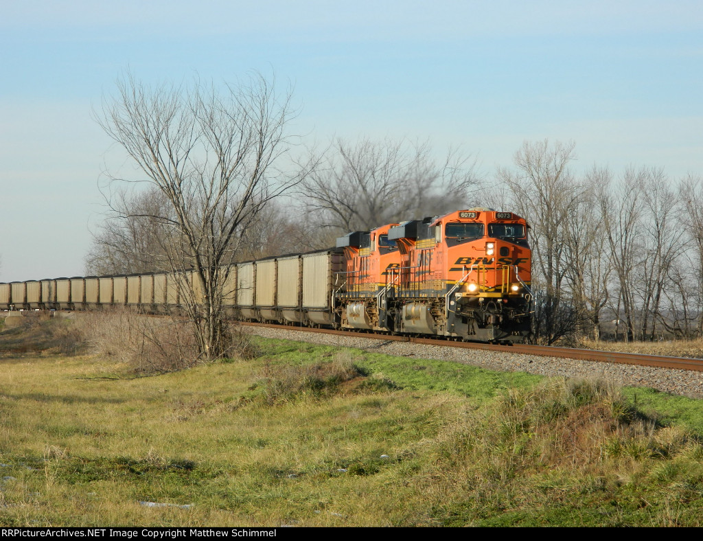 Southbound PPEX Coal