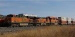 BNSF 7340 West