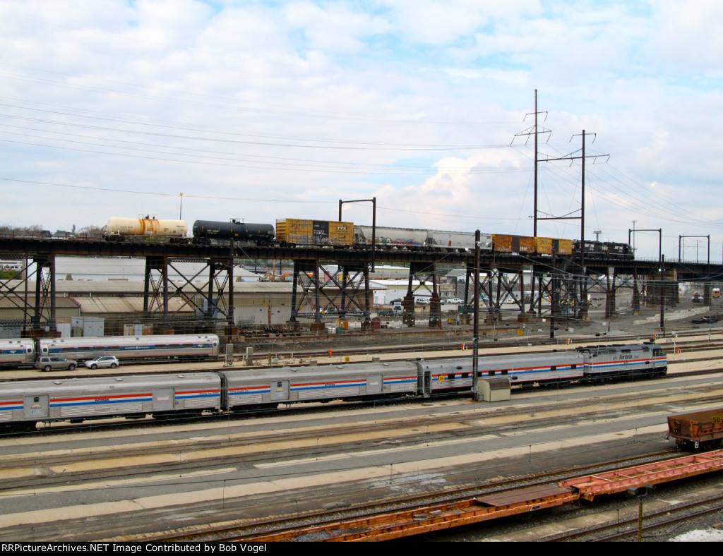 High Line and Penn Coach Yard