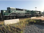 NYA clean emissions loco