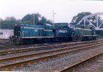 NYA SW1001s & GP-38
