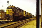 ATSF 3560 at Corwith Yard