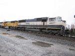 BNSF 9686 crossing Attridge Rd