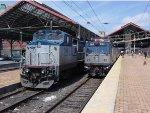 Amtrak 904 and Amtrak 514